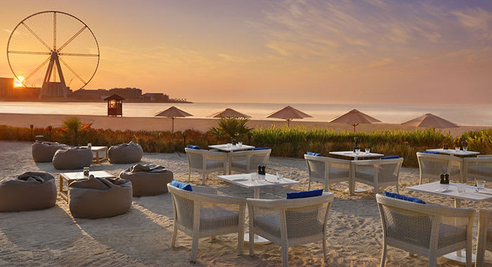 Palm Grill Ritz Carlton