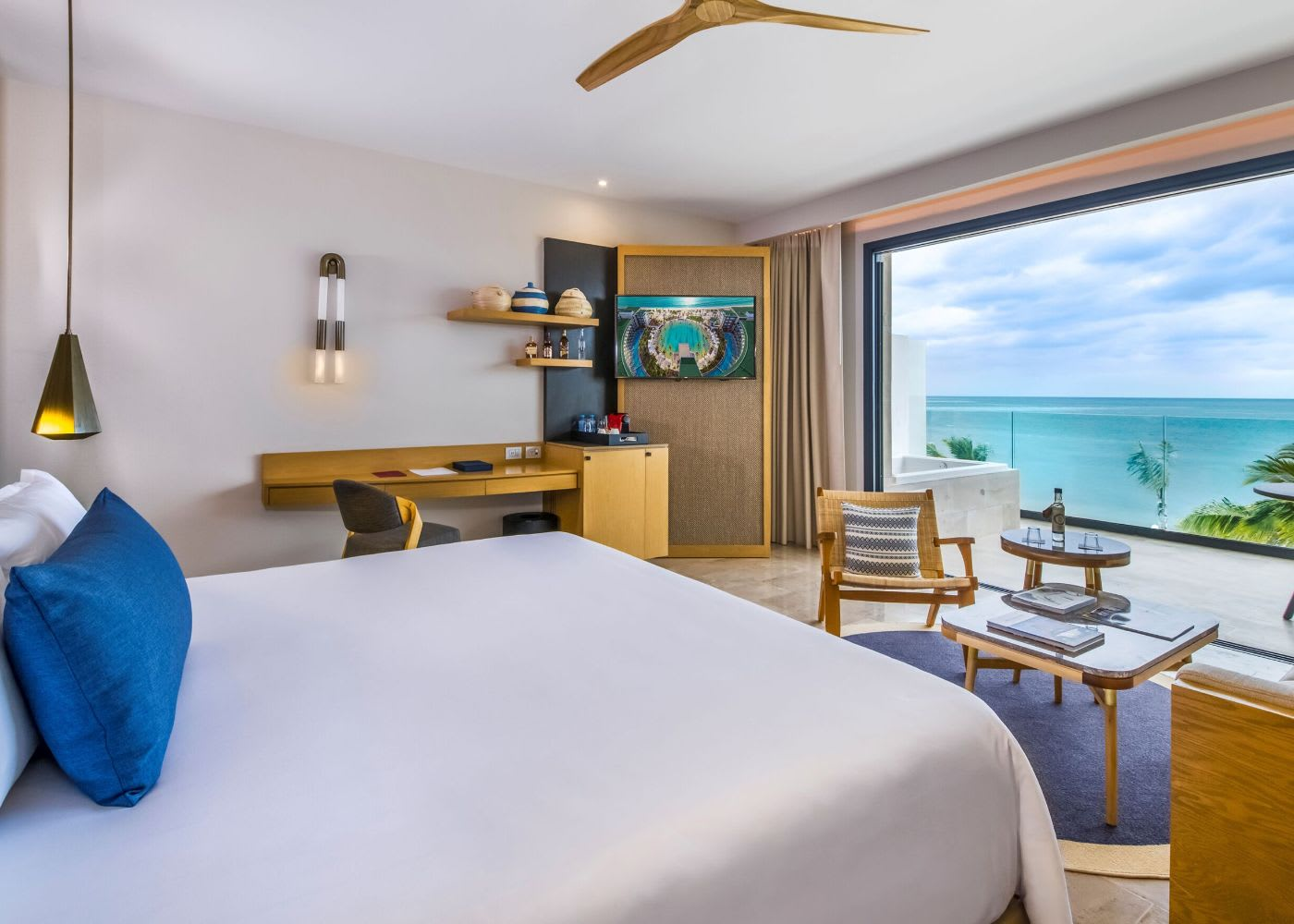 Serenity Club Junior Suite Ocean Front