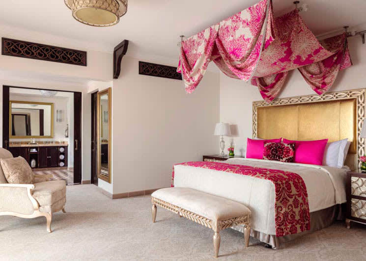 Royal Mirage Accommodation Prince Suite Master