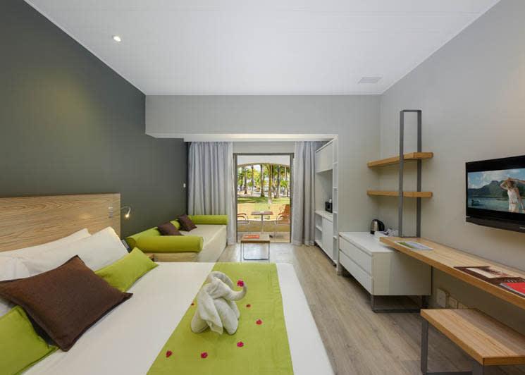 Superior room garden