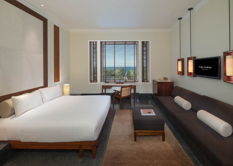 CMU Room Serai Room Sea View
