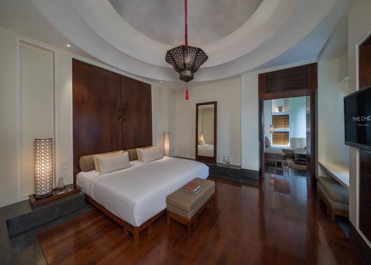 CMU Room Chedi Club Suite Villa