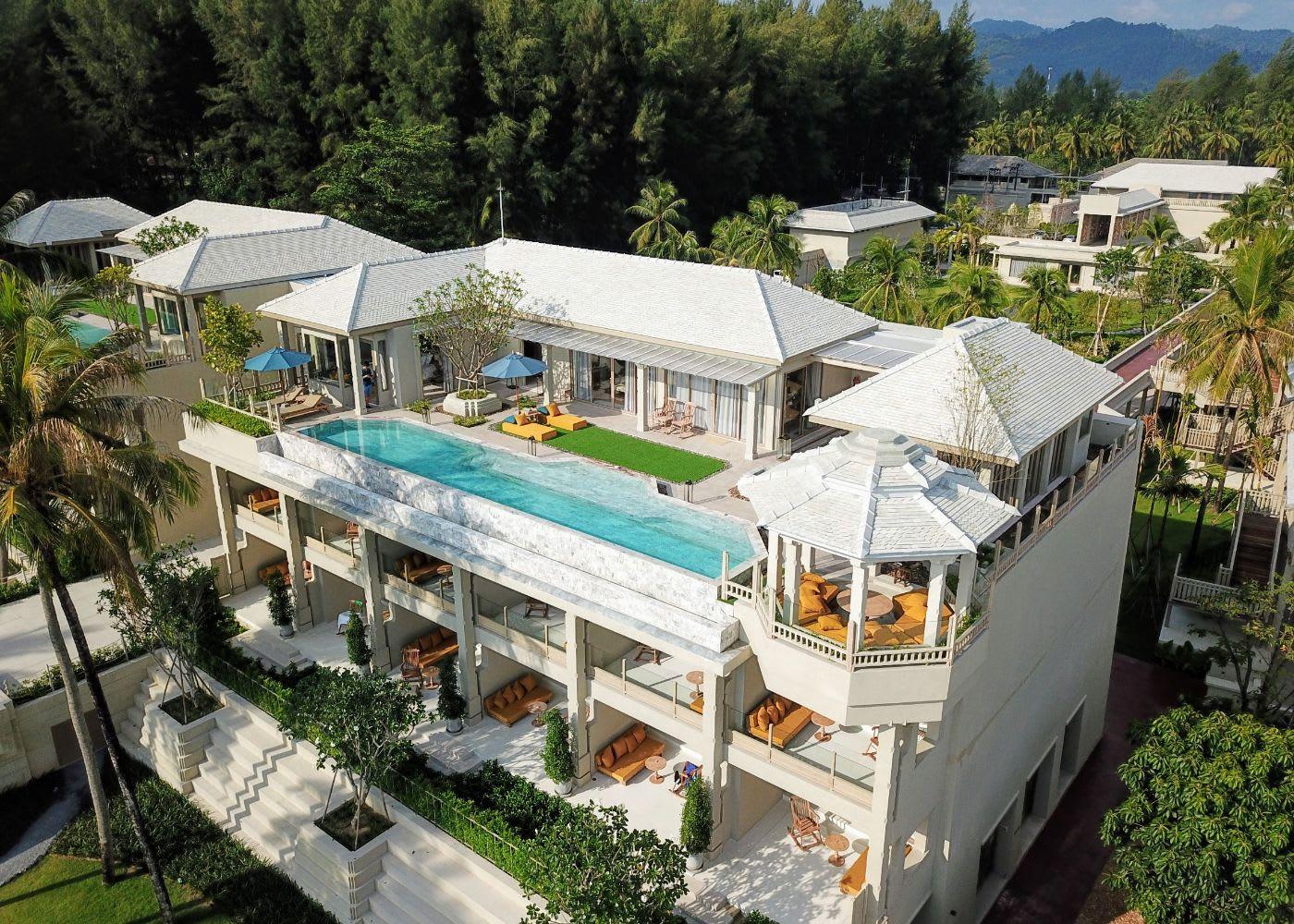 Devasom Sky Villa