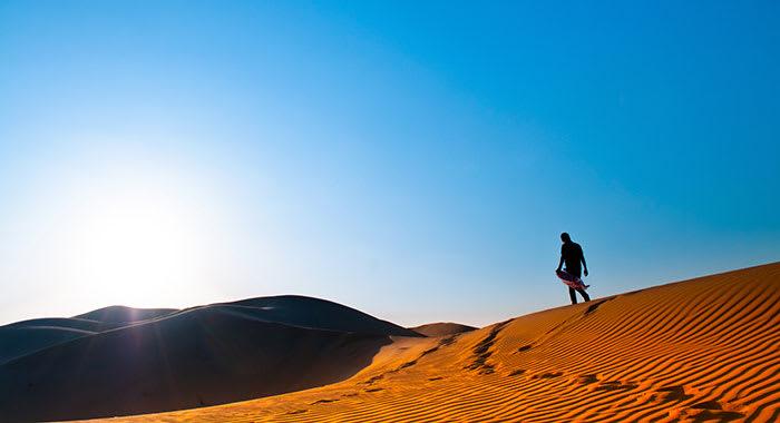 Al Wathba desert