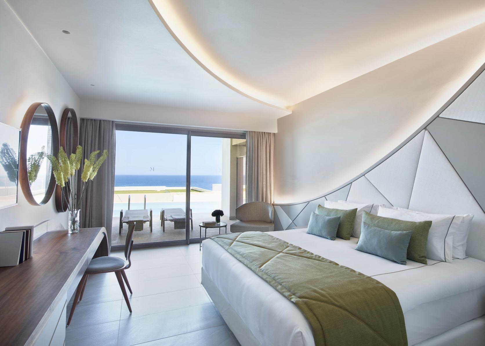 Deluxe Room Swim Up Sea View