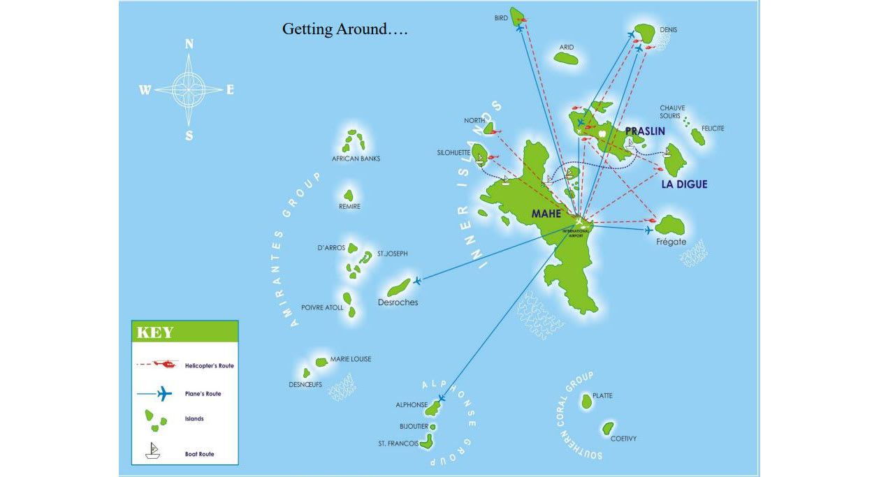 Island Hopping Seychelles Destinology