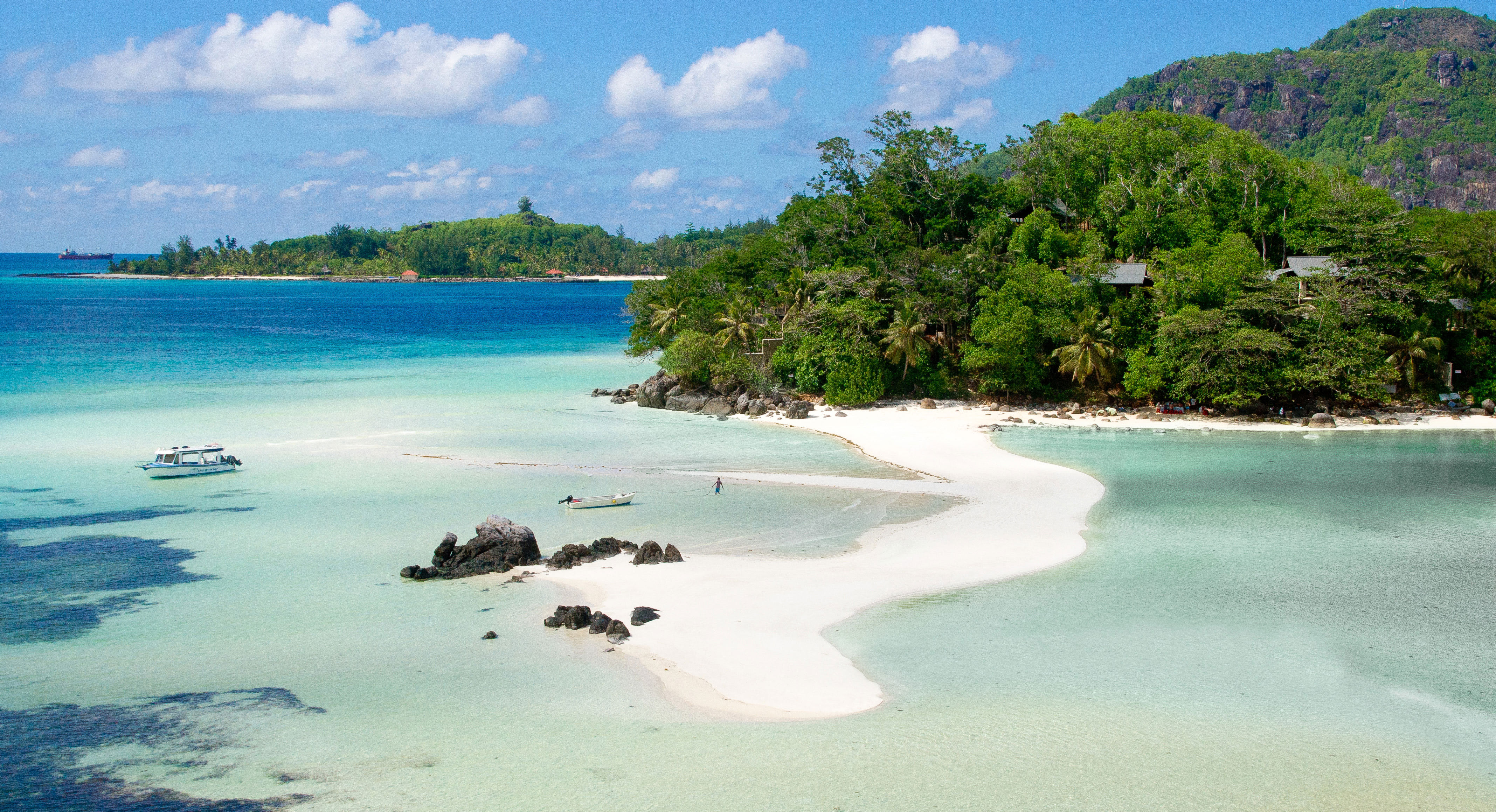 Round Island coastline