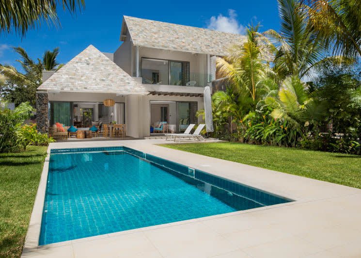 3 Deluxe Villa with private pool