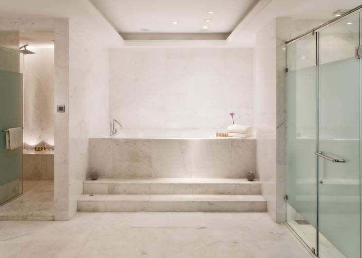 Residential Suite bathroom