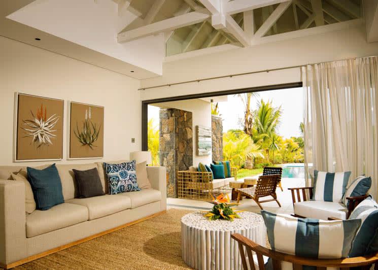 Deluxe Villa living