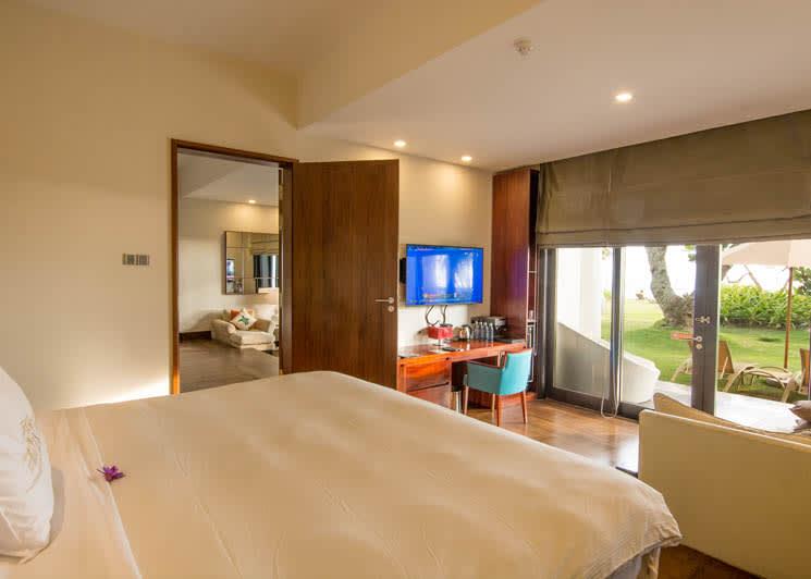 Beach Room bedroom