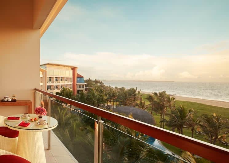 Superior Deluxe balcony