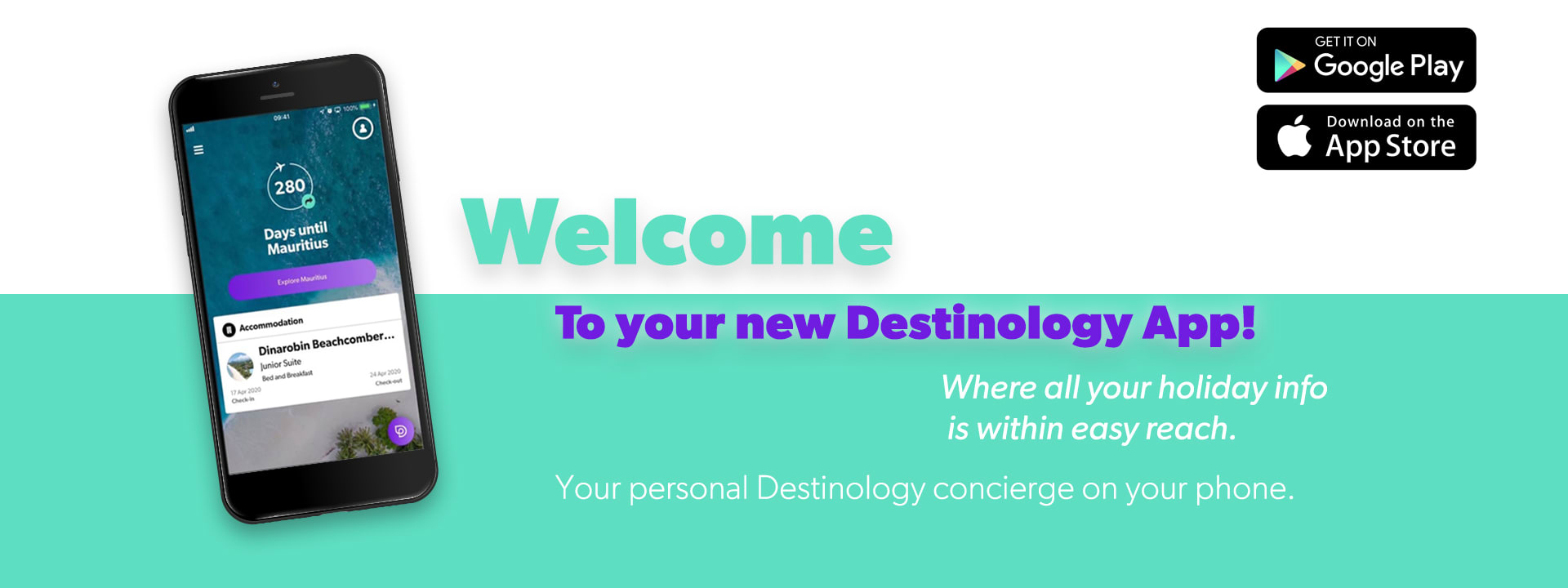 Welcome to the Destinology App!