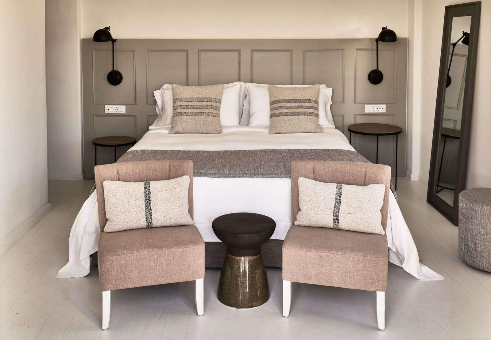 Aegean suite bedroom