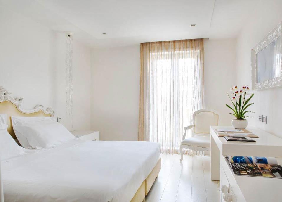 Classic room bedroom
