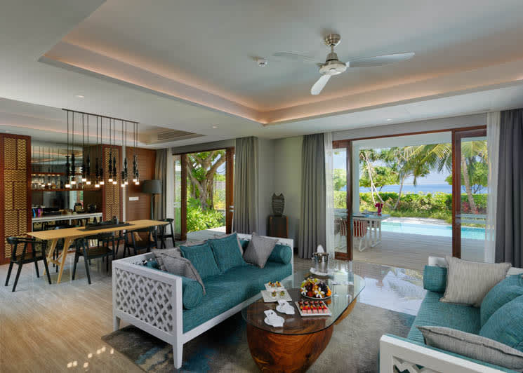 Dhigali Suite living