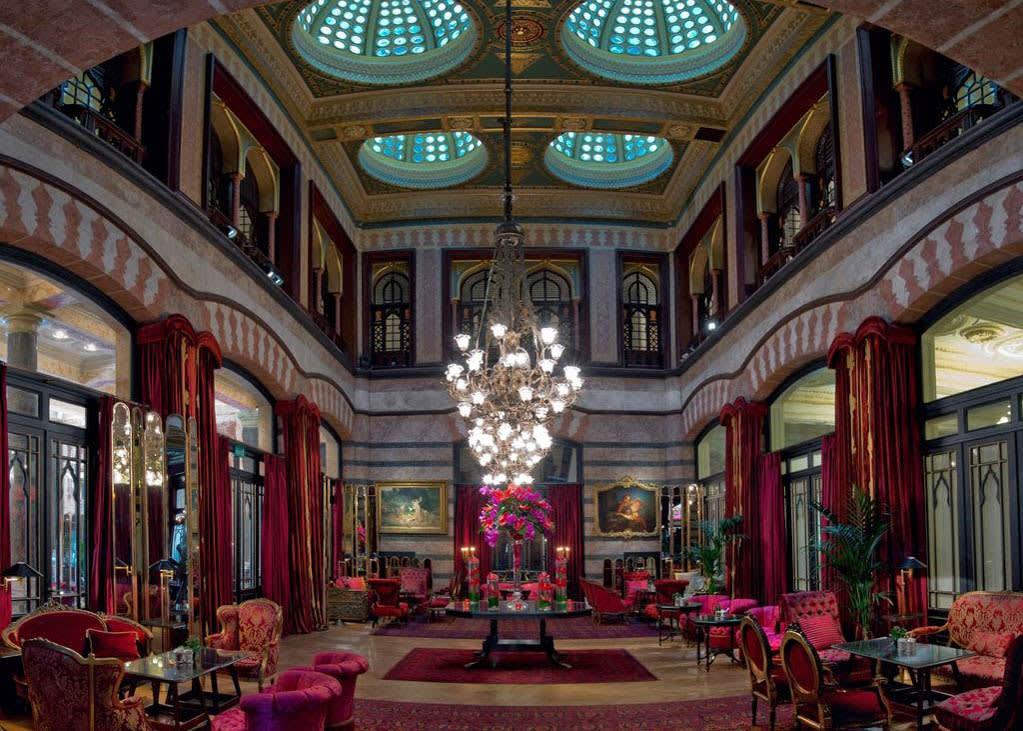 Kubbeli Saloon Tea Lounge