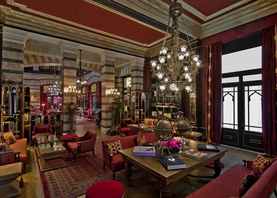 Kubbeli Saloon Lounge