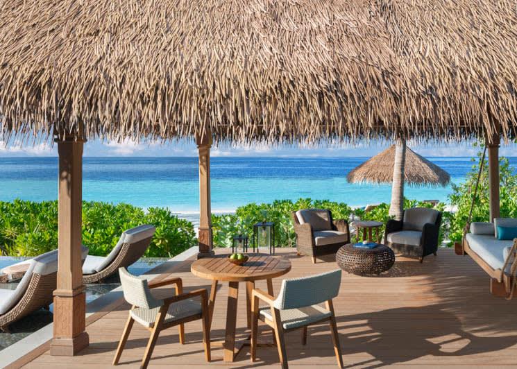 Beach Villa Pavilion