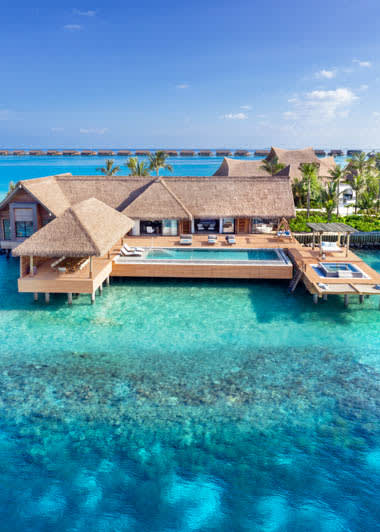 Two Bedroom Reef Villa