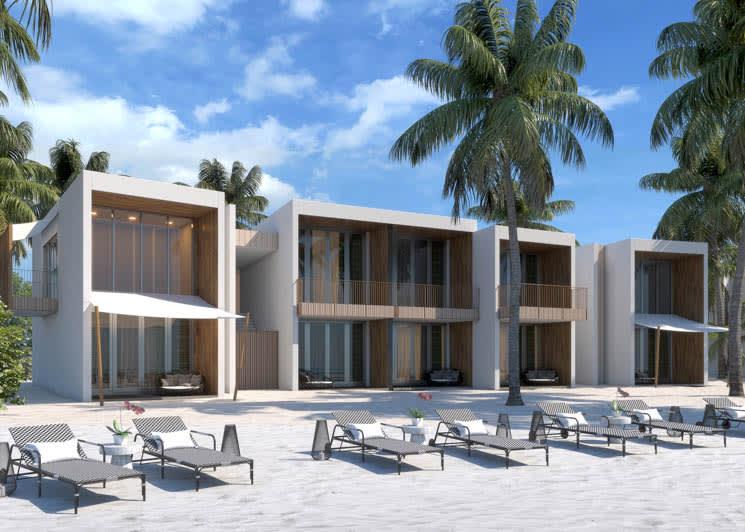Beach Studio exterior