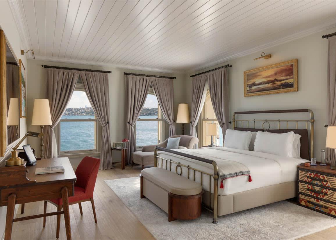 Bosphorus Deluxe Room