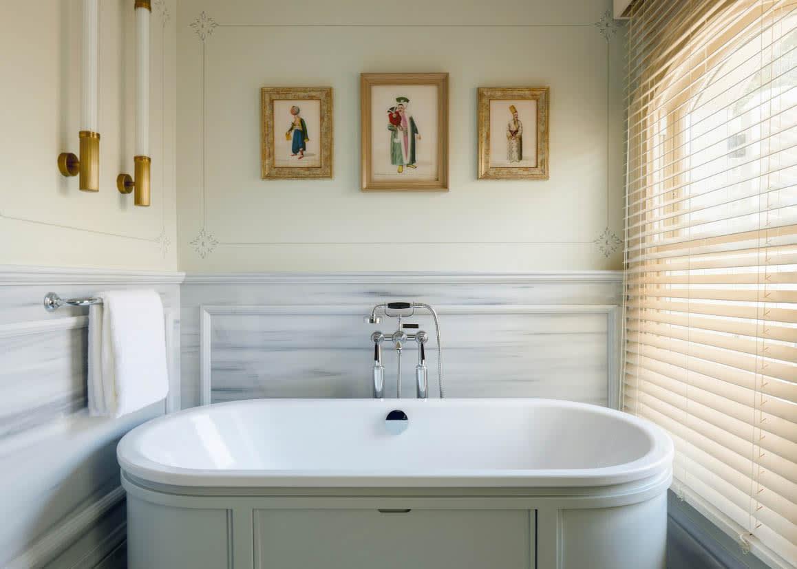 Bosphorus Suite bathroom