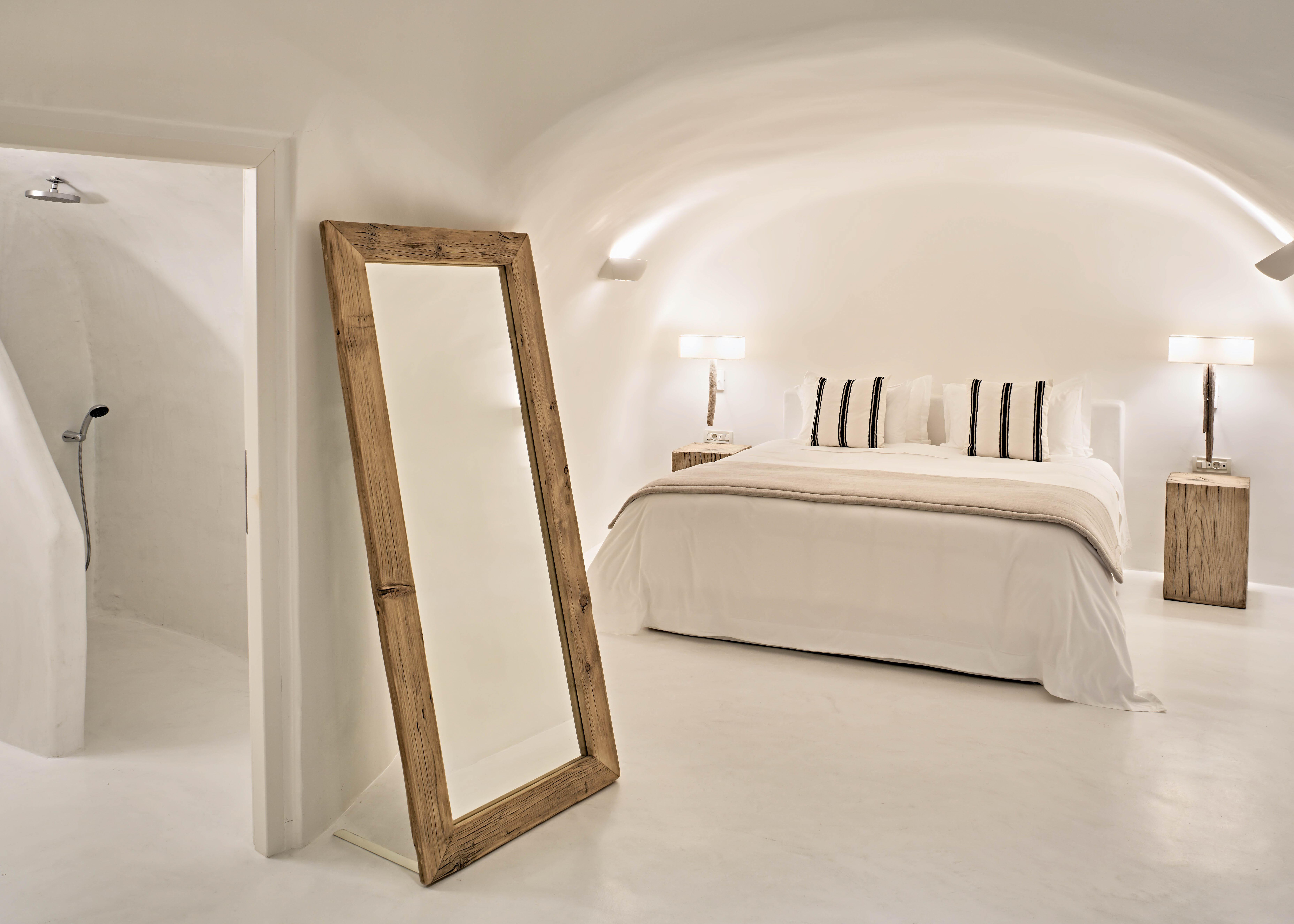 Holistic Villa Bedroom