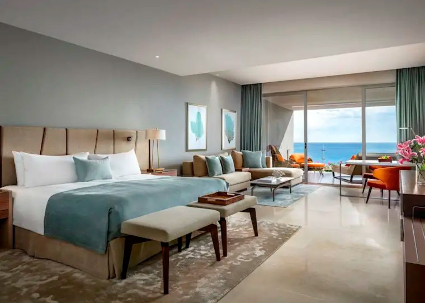 Ambassador Pool Suite Ocean View