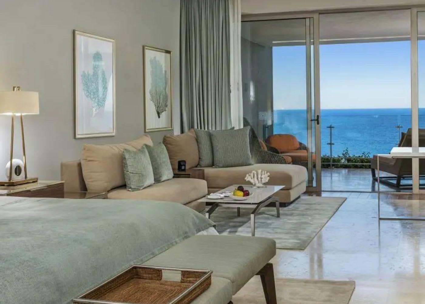Ambassador Sunrise Suite Ocean View