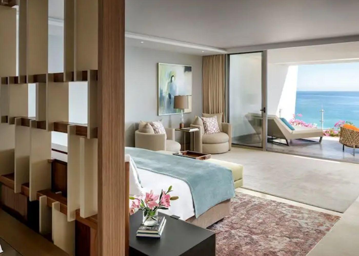 One Bedroom Governor Suite Ocean View