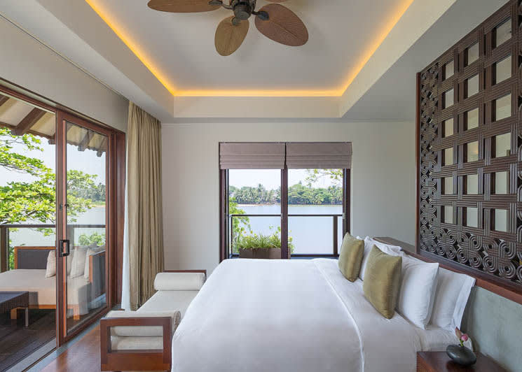 Anantara suite bedroom