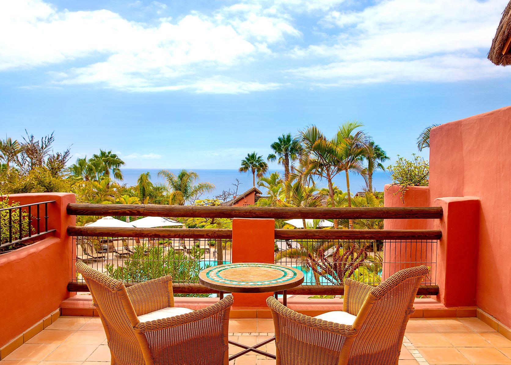 Balcony Villas