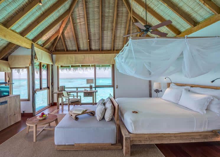 Villa Suite Bedroom