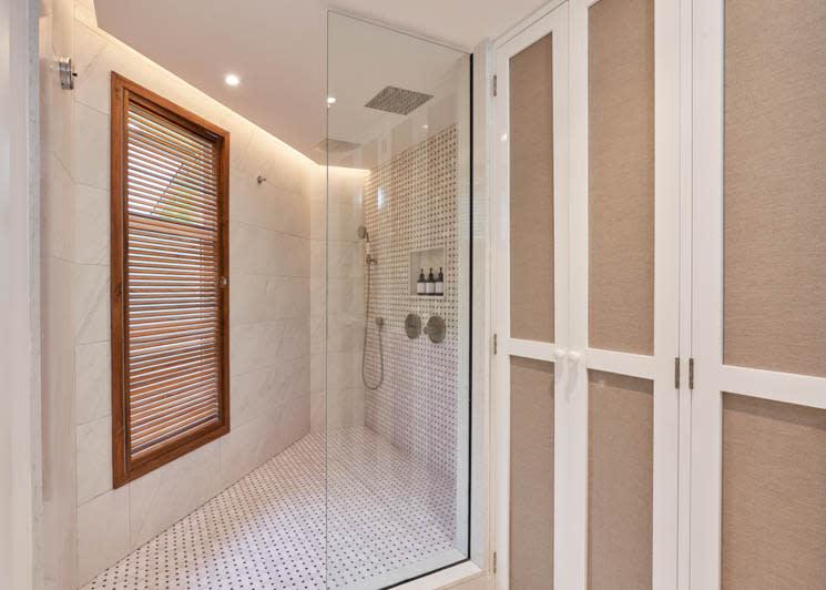 Deluxe Premium shower