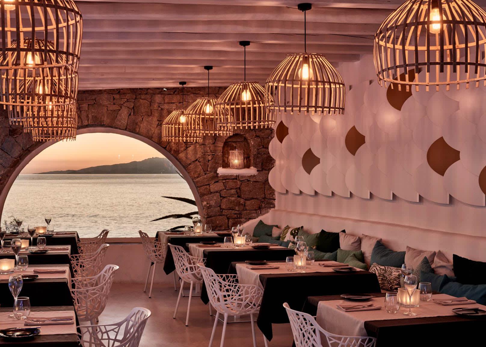Narcissus Mykonos Restaurant