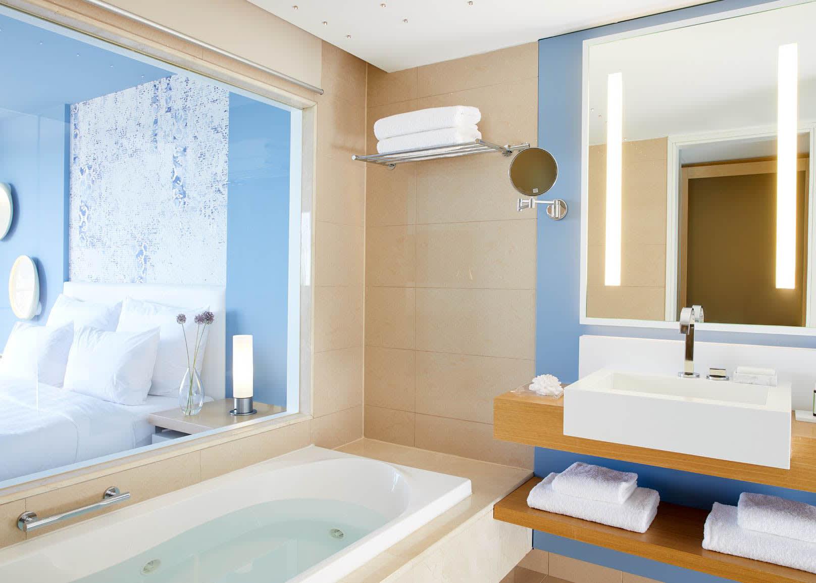 Double Room Bathroom