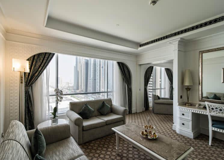 Club Suite lounge