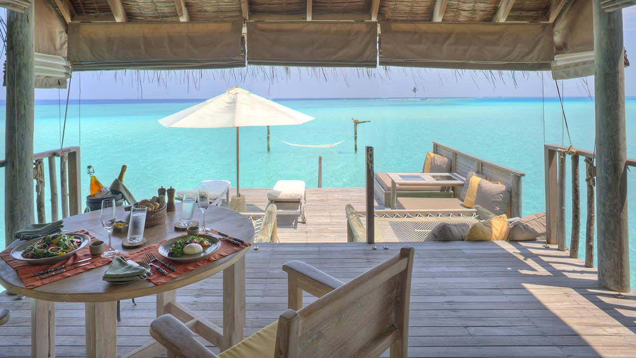 Gili Lagoon Villa exterior