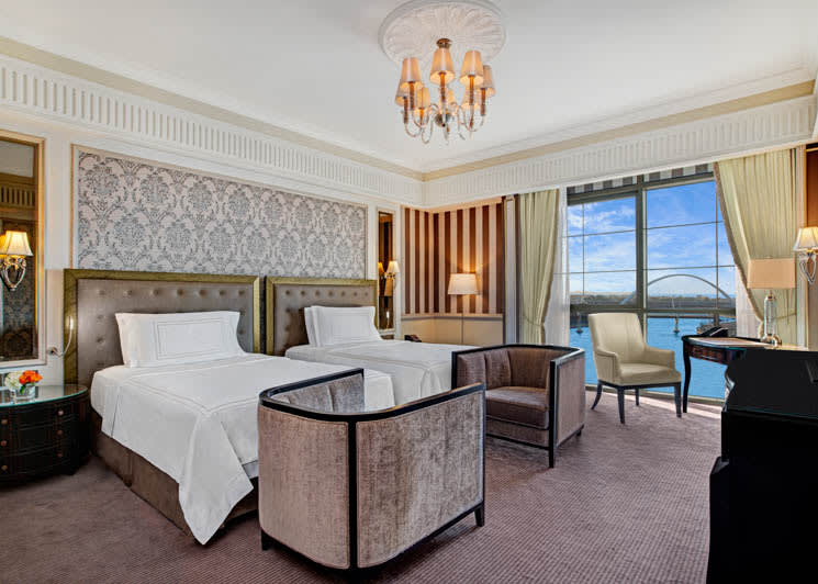 Twin room Grand Deluxe