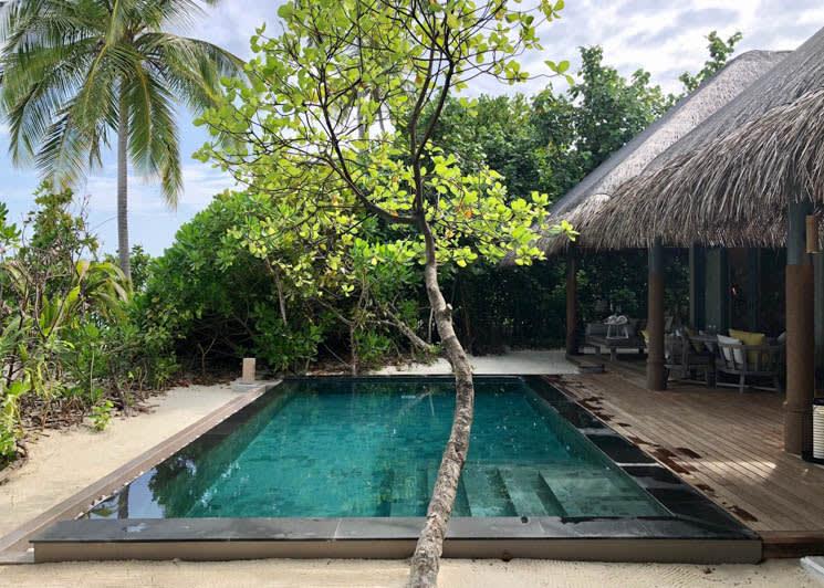 2 Bed Beach Pool Villa