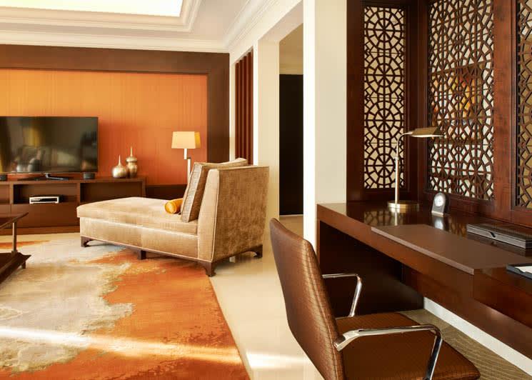 One Bedroom Deluxe Suite 1