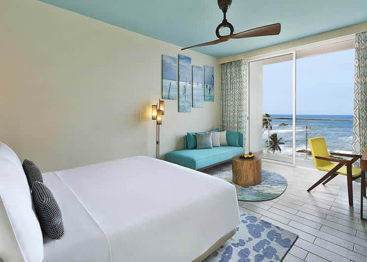 Deluxe Ocean View king and view