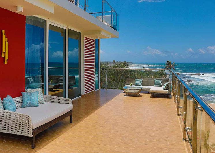 Grand Deluxe Ocean view balcony