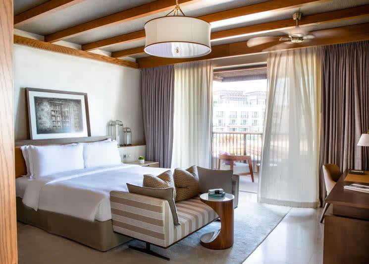Jumeirah Al Naseem   Family Suite Bedroom 2