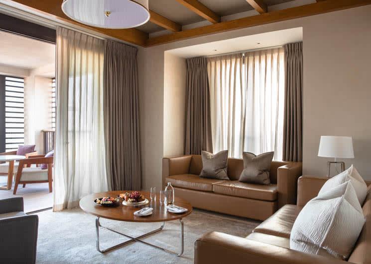 Jumeirah Al Naseem   Family Suite Living Room