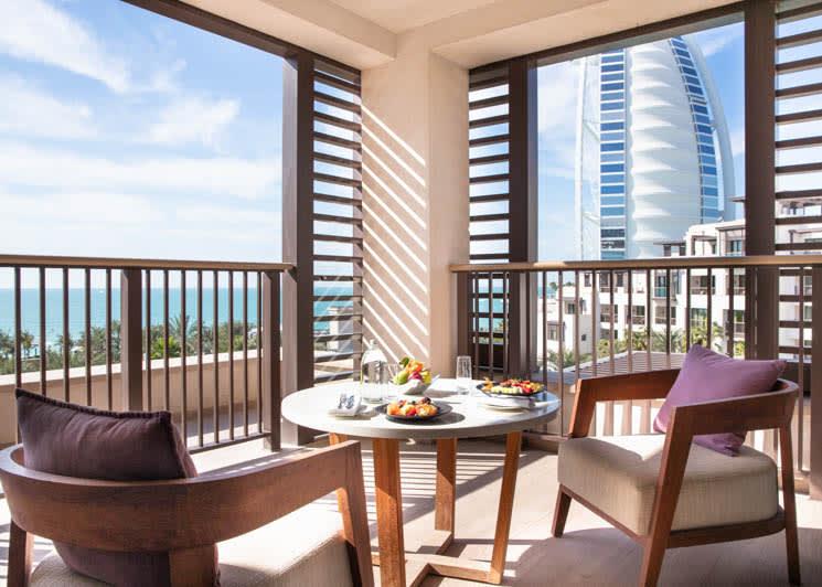 Jumeirah Al Naseem   Family Suite View