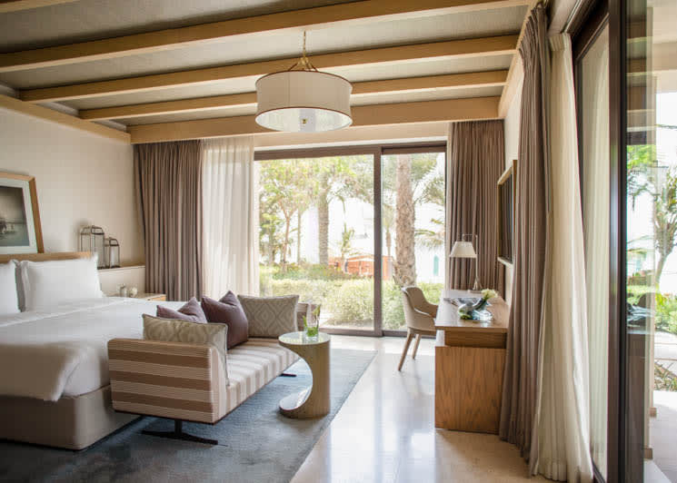 Jumeirah Al Naseem   Gulf Ocean Suite   Bedroom 2