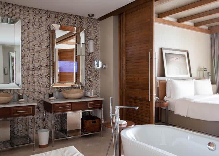 Jumeirah Al Naseem   Ocean Suite   Bathroom
