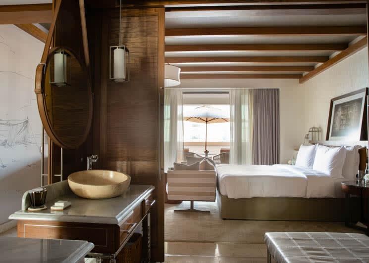 Jumeirah Al Naseem   Ocean Terrace Suite Bedroom